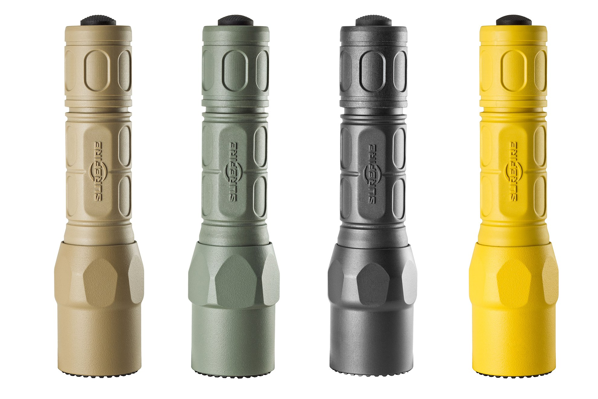 SureFire G2 available in multiple colors