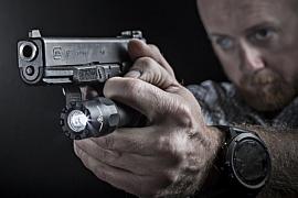 SureFire G2Z MV with Glock 19 Rogers-Surefire grip