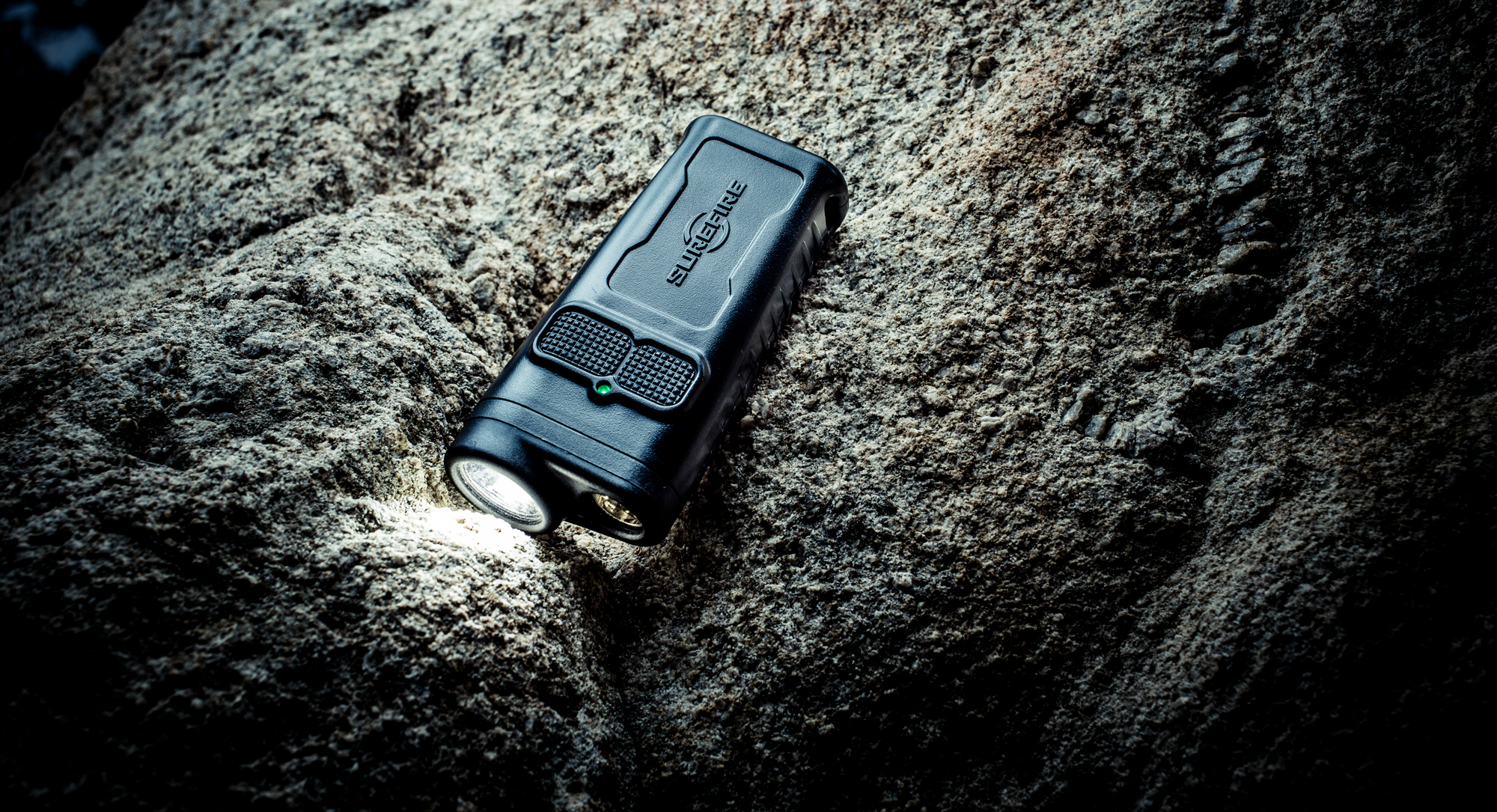Guardian Dual Beam Flashlight