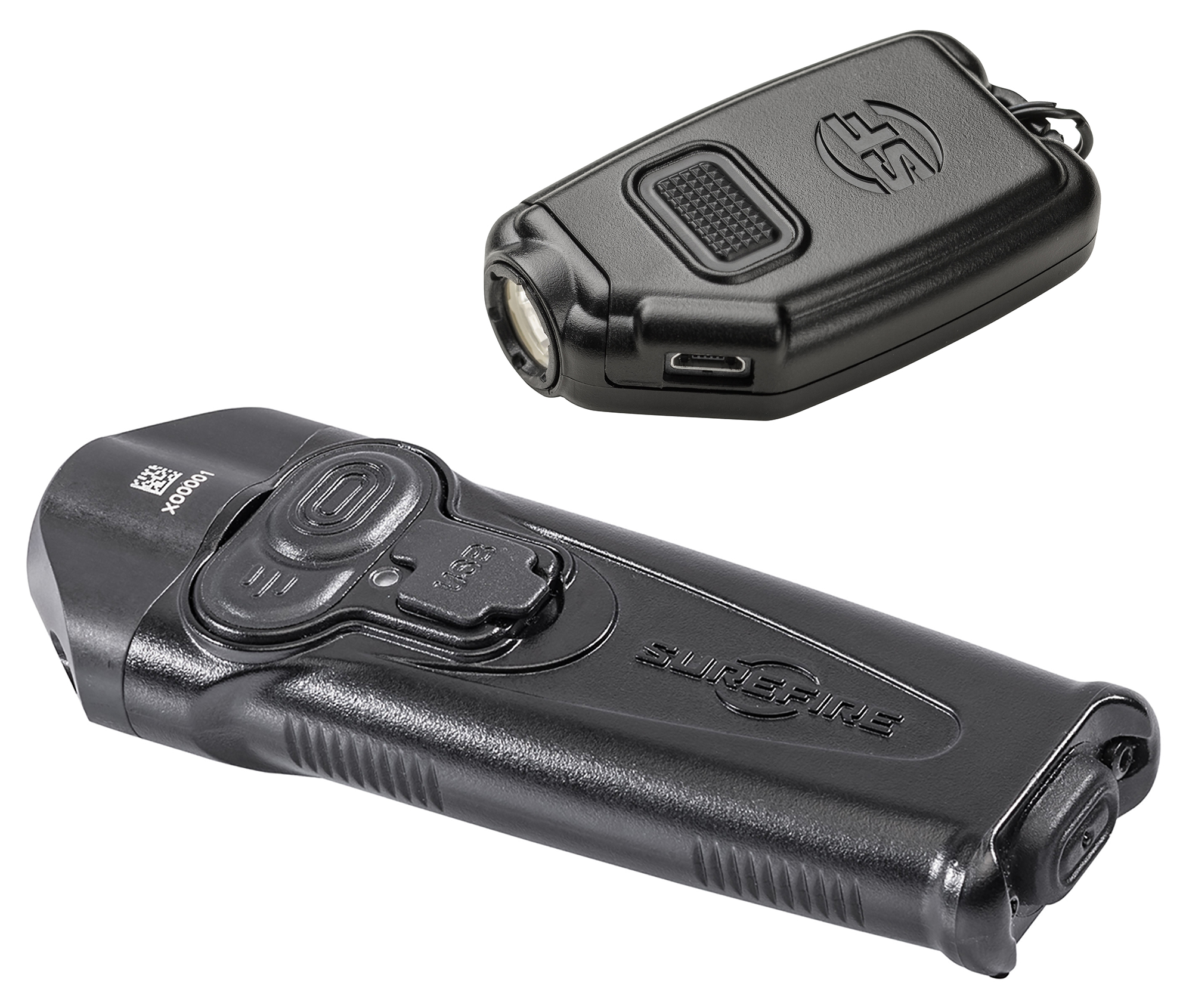 SureFire Stiletto and SureFire Sidekick