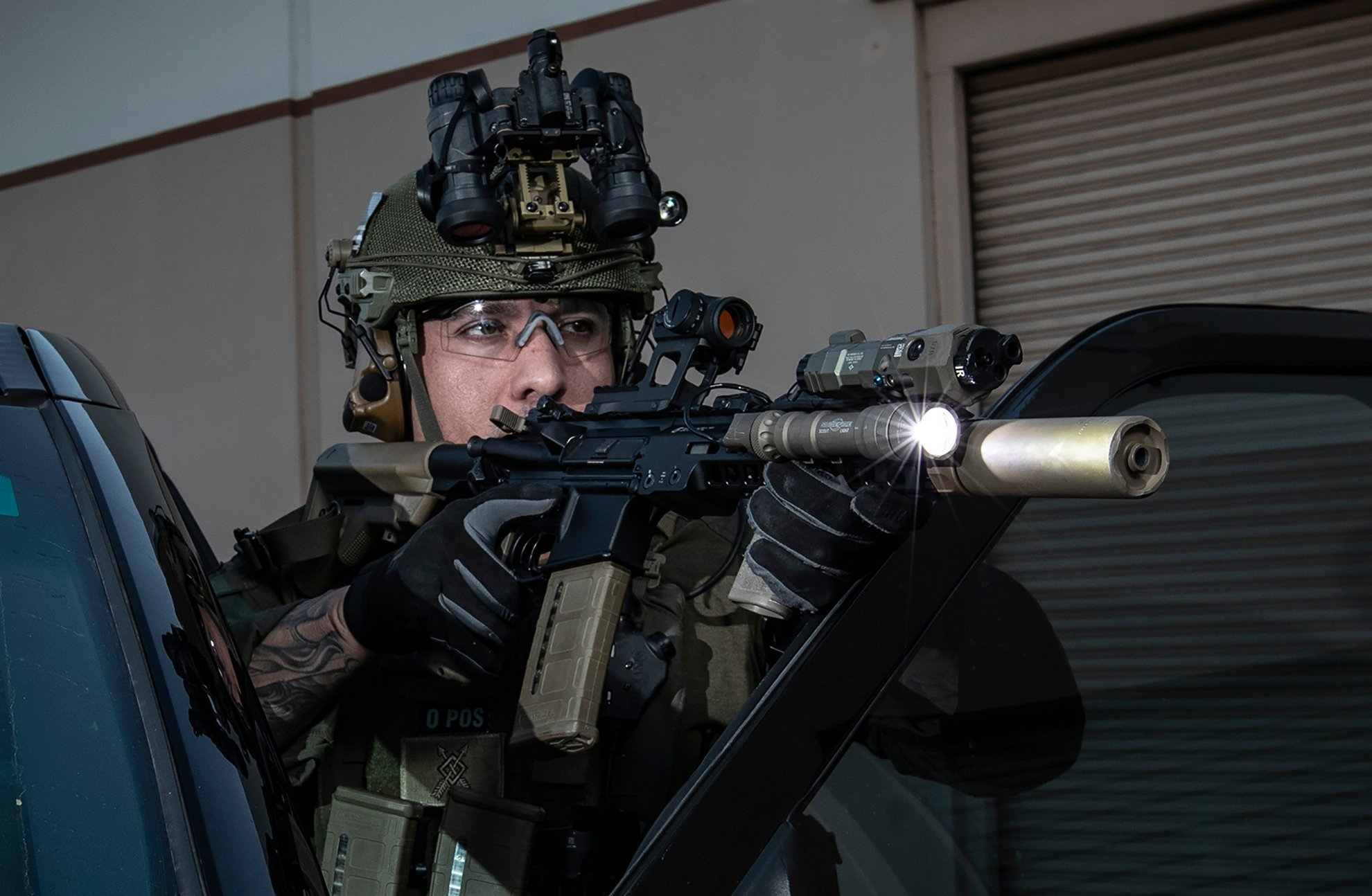 M600DF Scout: A Highly Advanced Force Multiplier