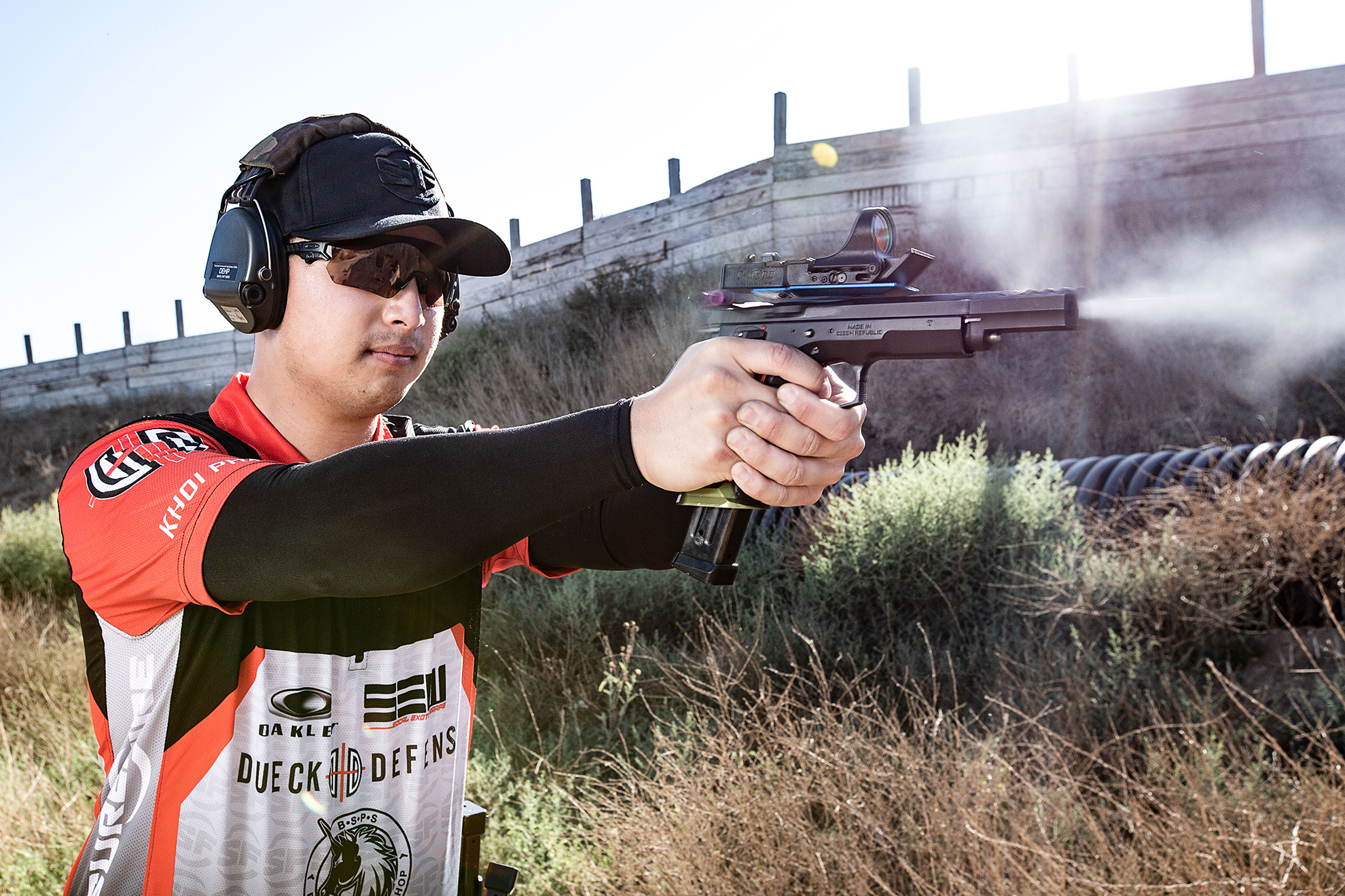 Khoi Pham of Team SureFire