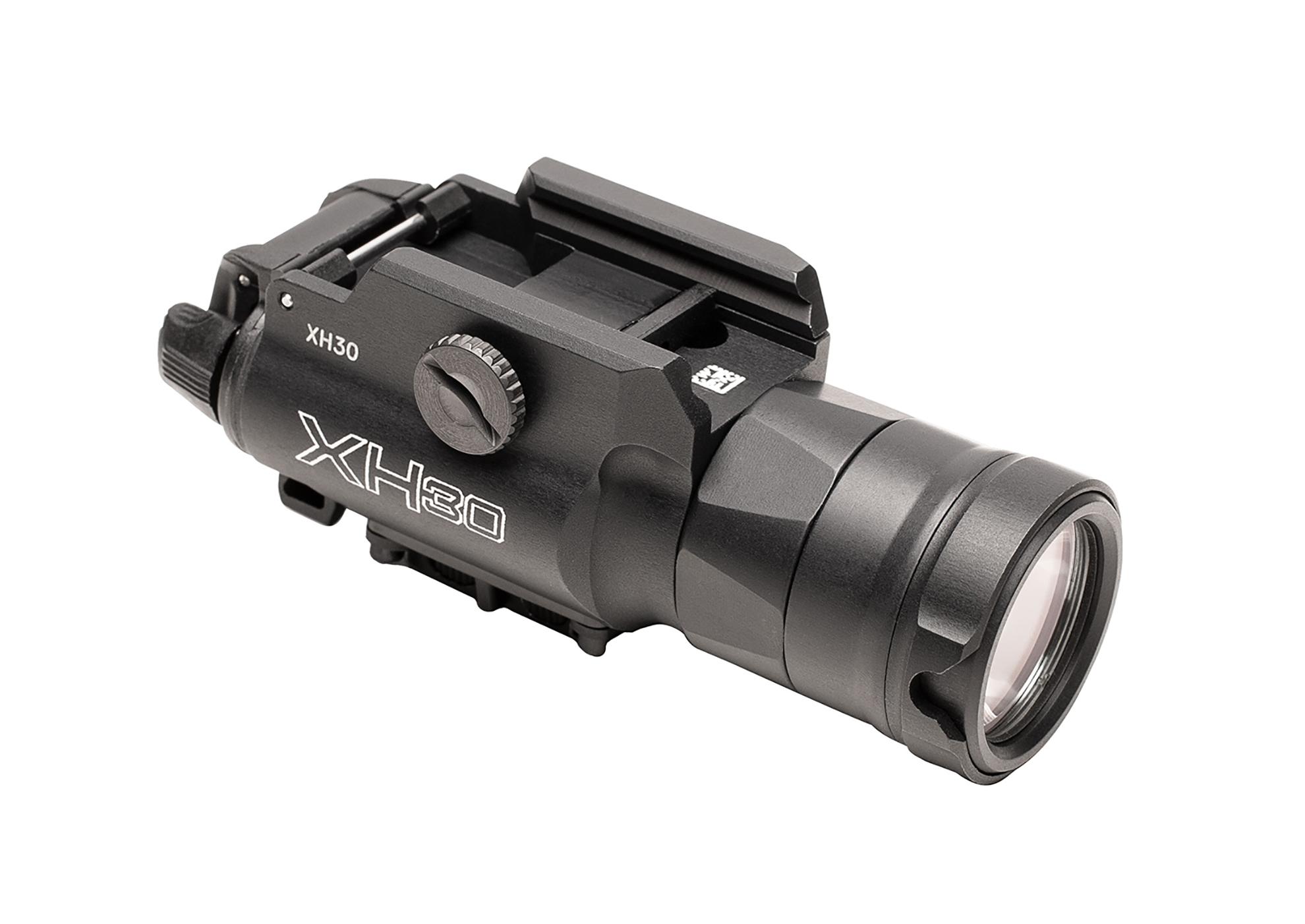 SureFire XH30 MasterFire weapon light