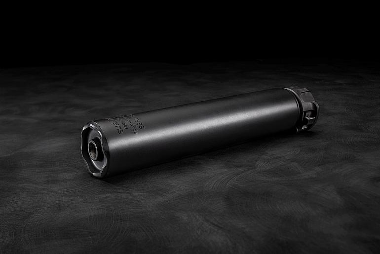 SOCOM300-Ti-Suppressor black studio image