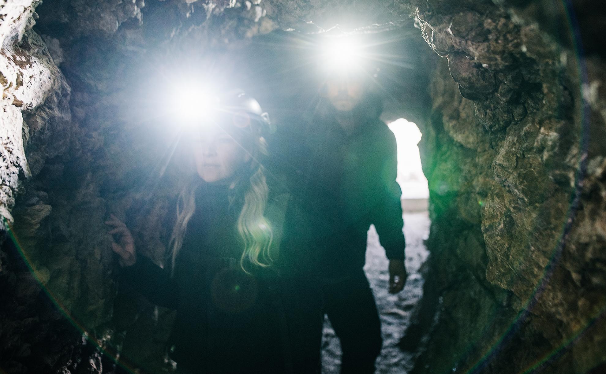 SureFire Minimus best headlamp for exploring caverns