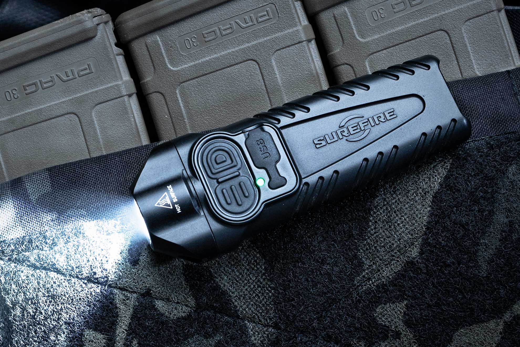 SureFire new Stiletto Pro with PMags
