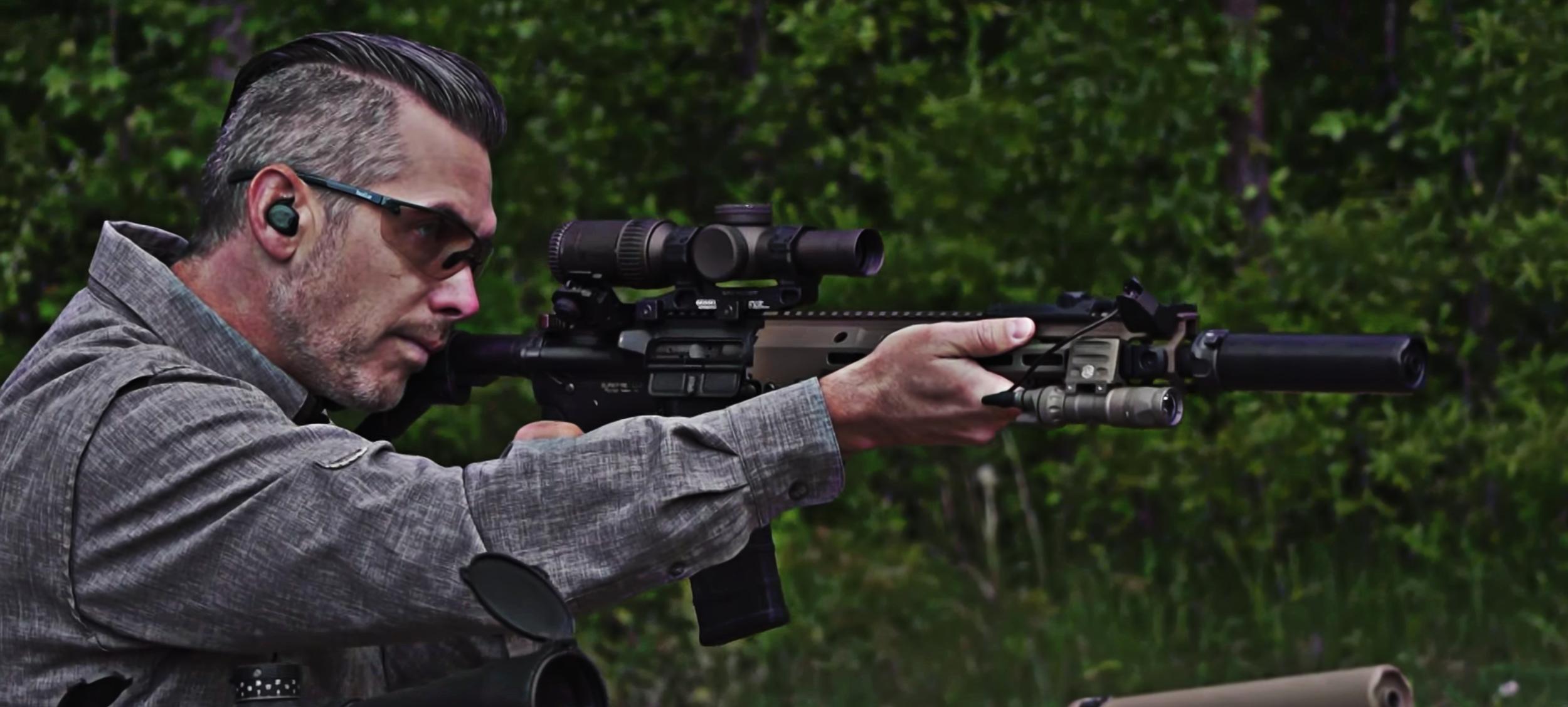 SureFire Flashlights, WeaponLights, Suppressors on Guns & Gear