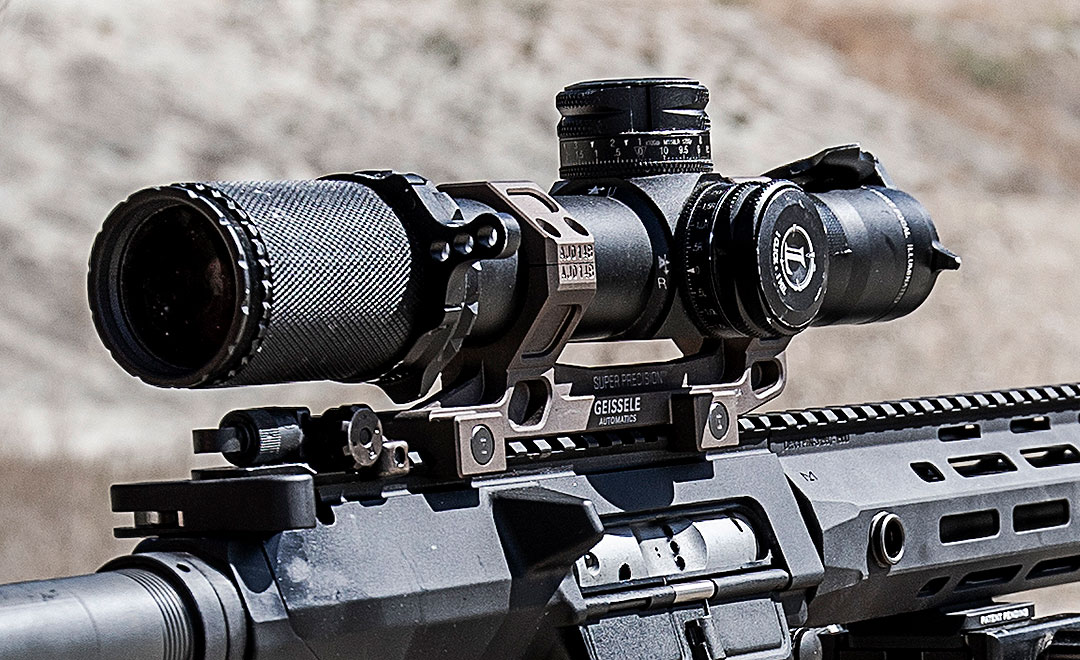 SureFire Field Notes scope mounting with Michael Baccellieri
