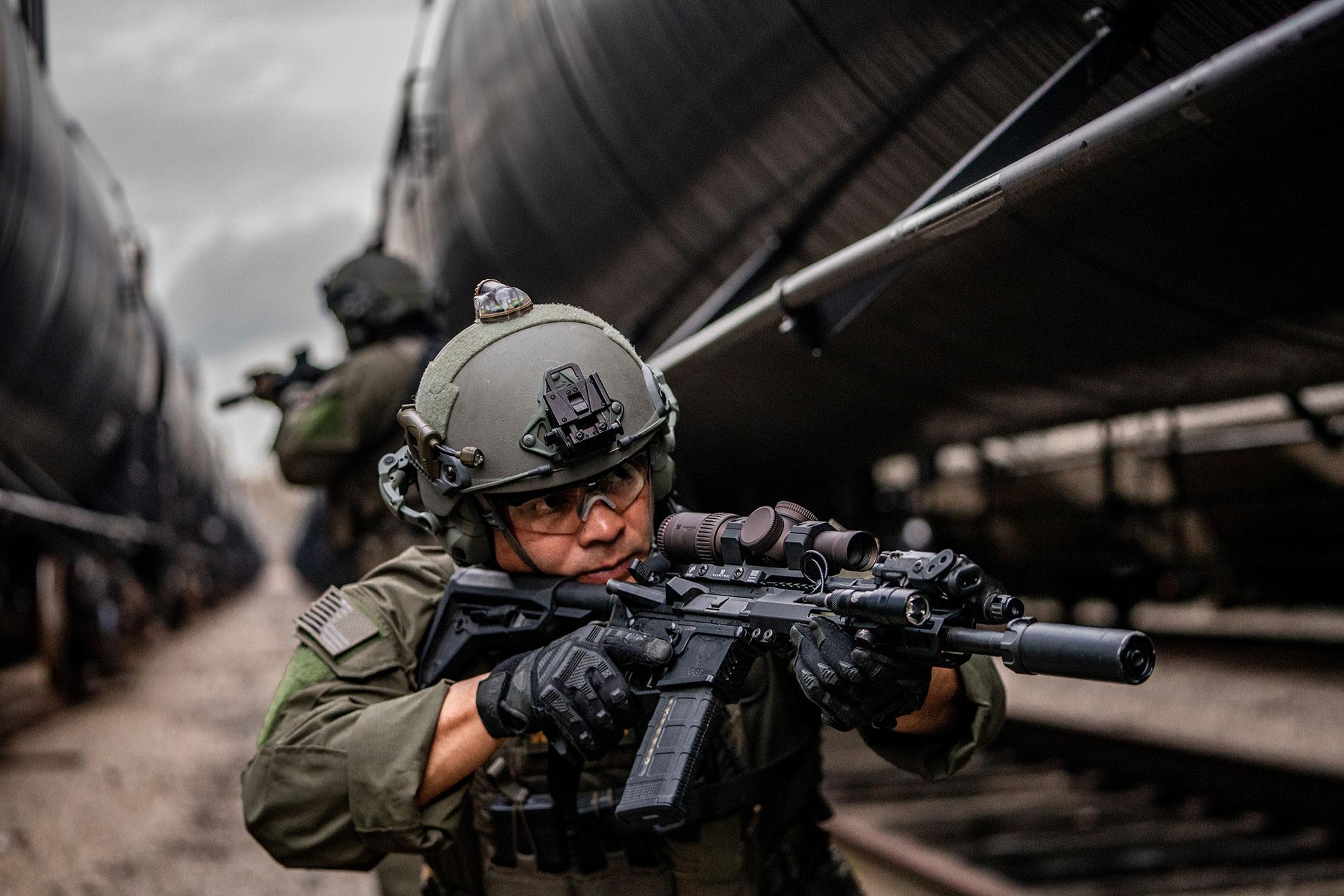 SureFire SOCOM suppressors trusted by elite combat units