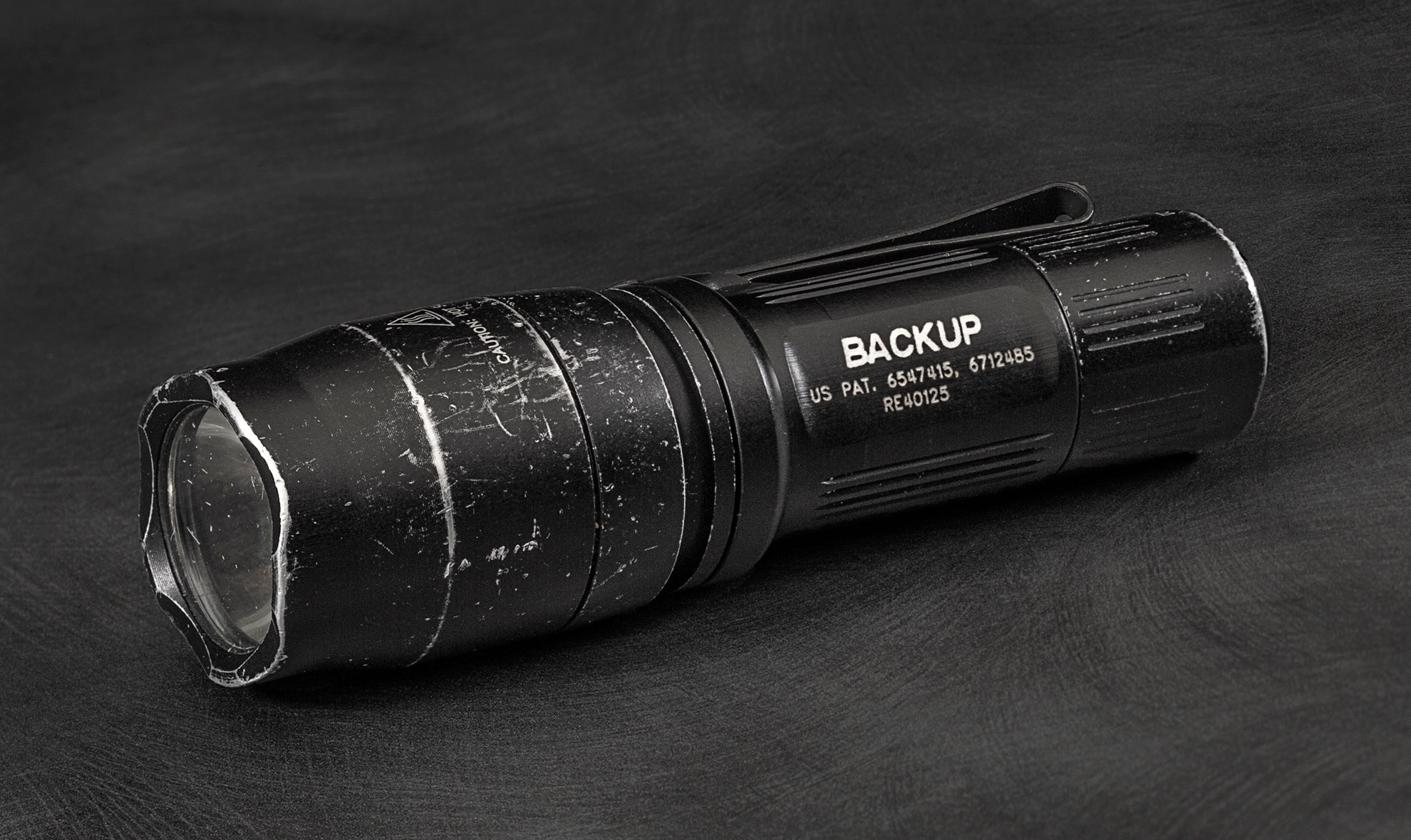 SureFire E1B Backup flashlight