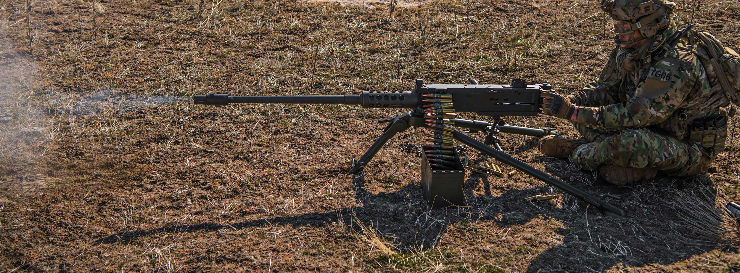 SureFire SF3P-50BMG Flash Hider (Updated w/ Video)The Ultimate Ma Deuce Flash Hider
