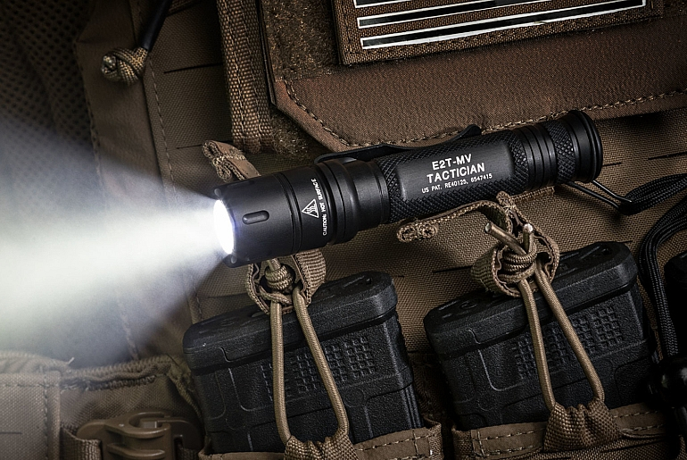 SureFireE2T-MV Tactician