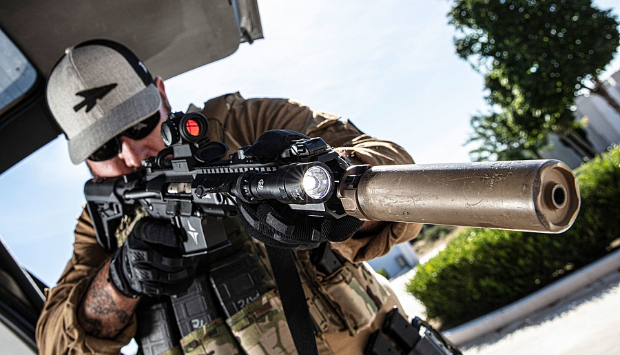 Video: SureFire Scout Light ProThe Ultimate WeaponLight: The Scout Light Pro