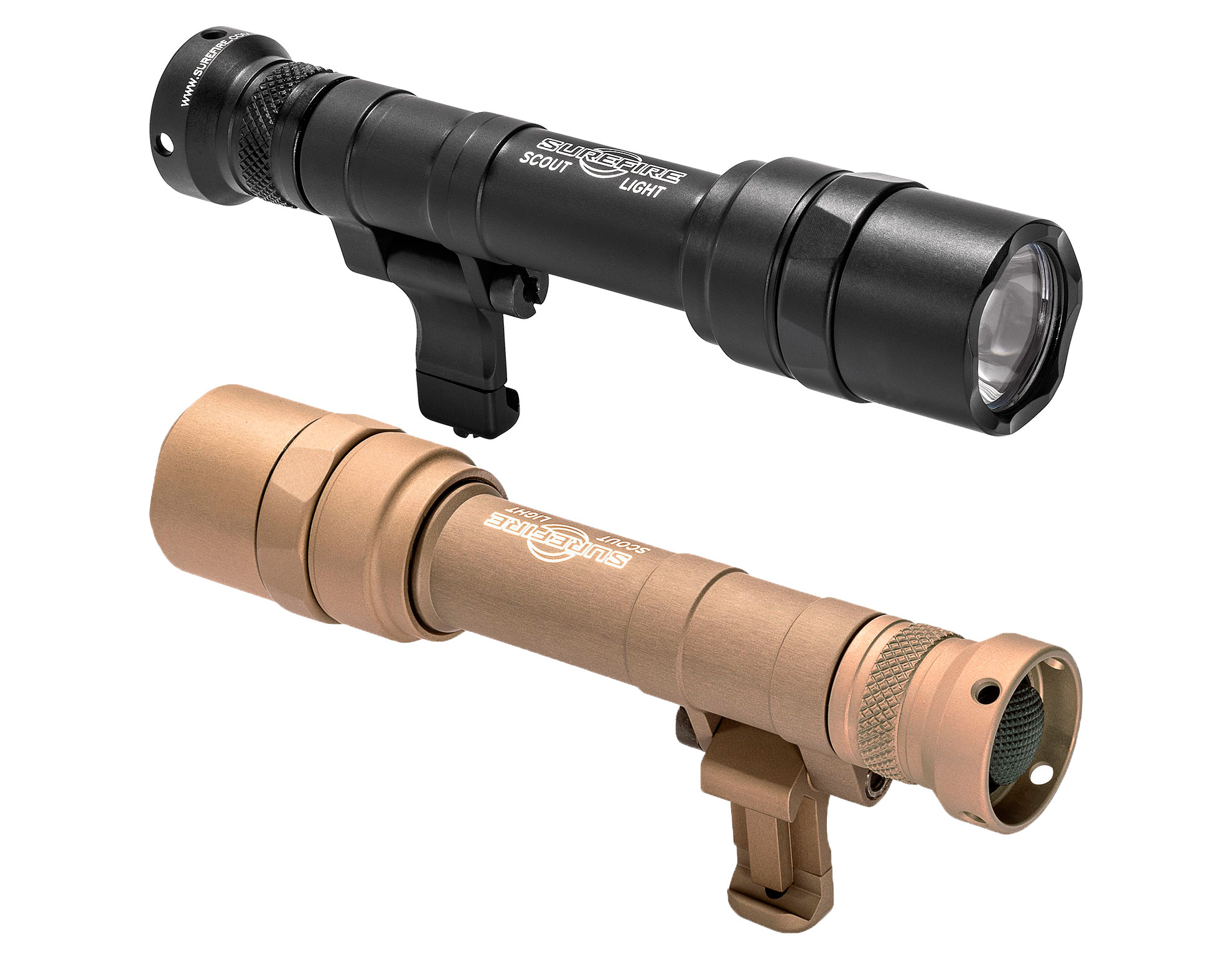SureFire M640U is available in black or tan