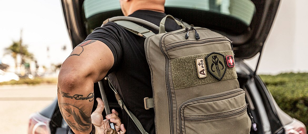 SureFire Every Day Carry Emergency Bag