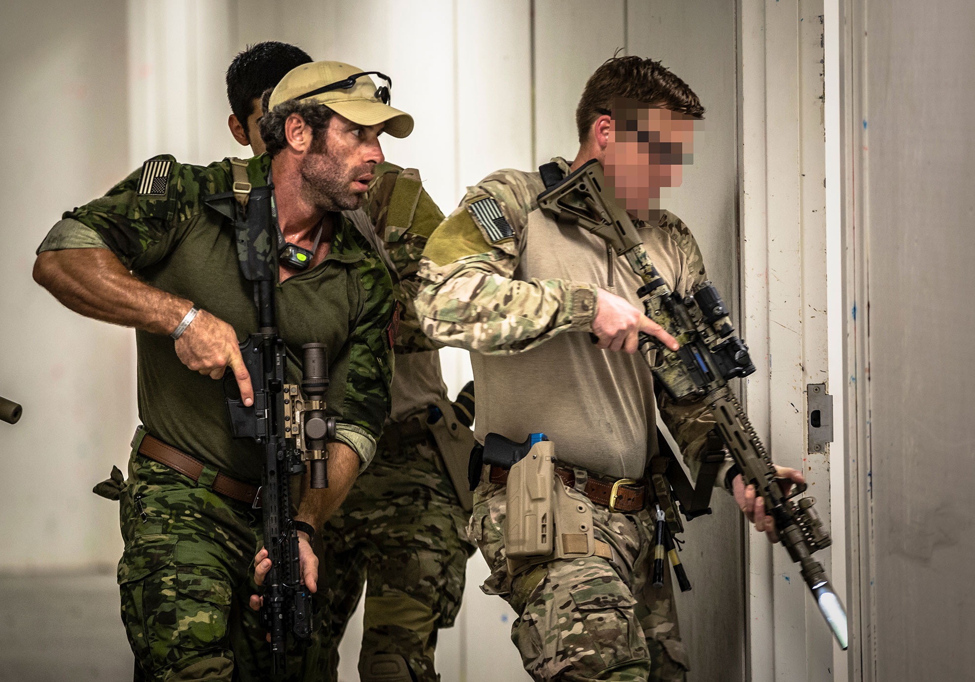 SOF Training with Northern Red