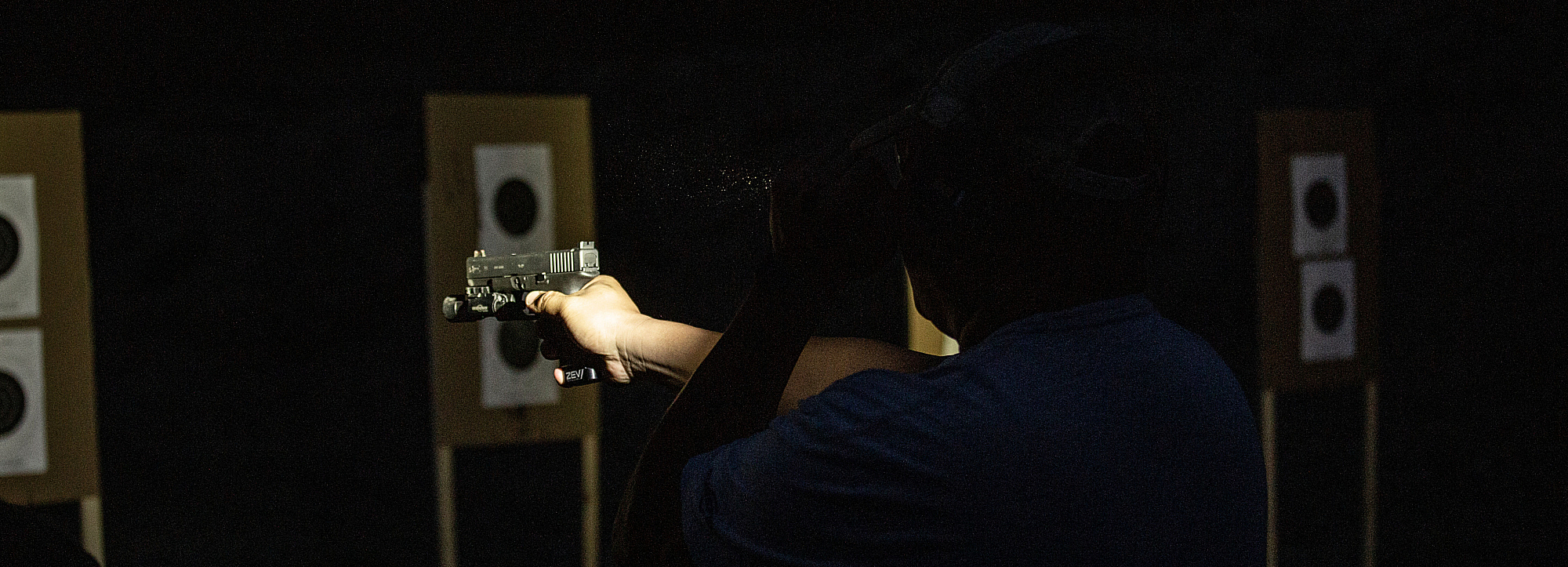 SureFire Low Light Handgun Training With Bill BlowersTap-Rack Tactical explains the finer points of low light shooting