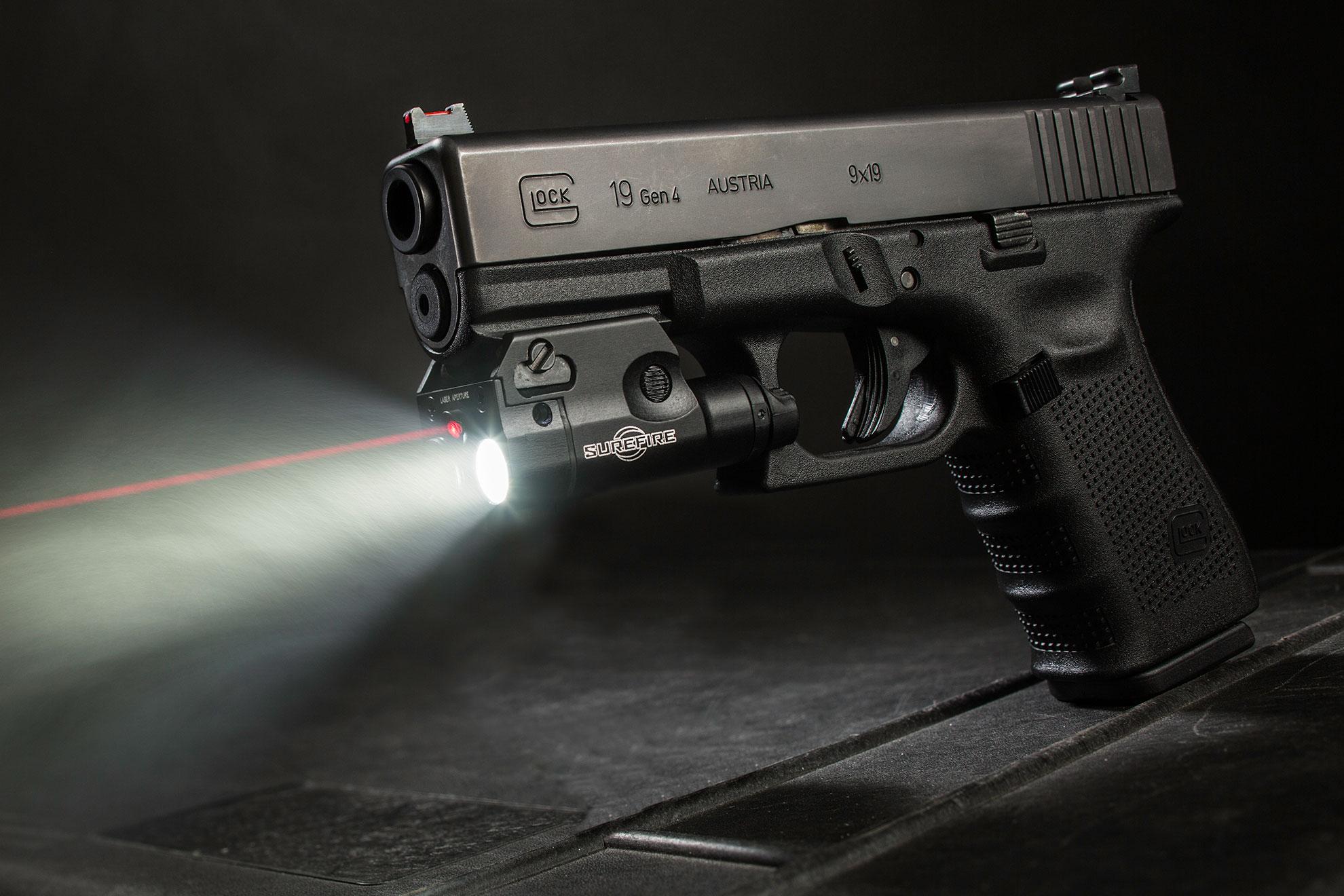 zero laser SureFire XC2