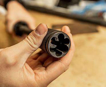 SureFire ACST easily removes adapter carbon buildup