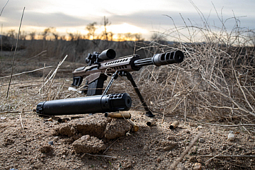 SureFire 2021 Shoot Show rifle