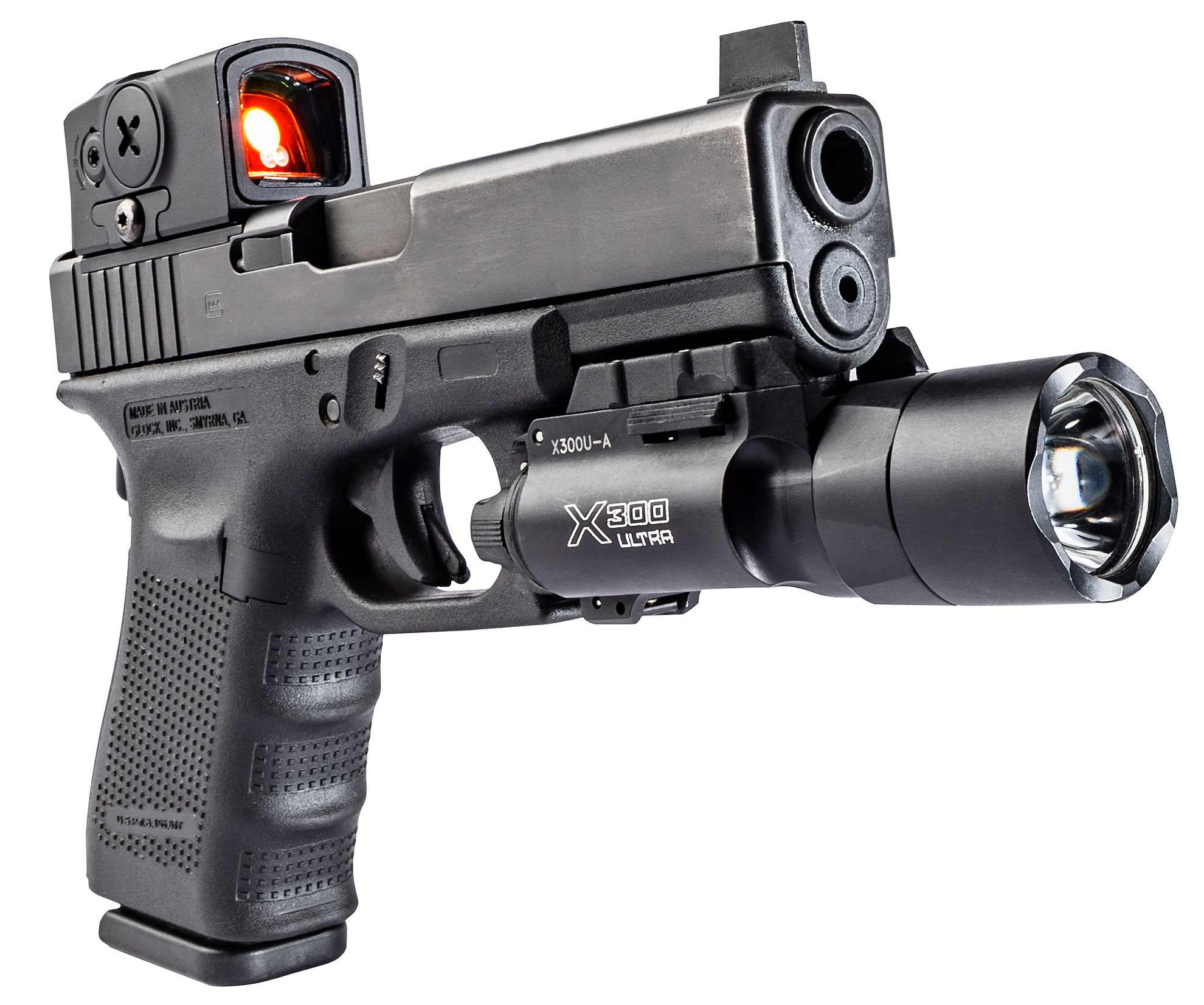 How A WeaponLight Saves LivesA Gun Talk Radio Caller's SureFire X300 Makes All The Difference