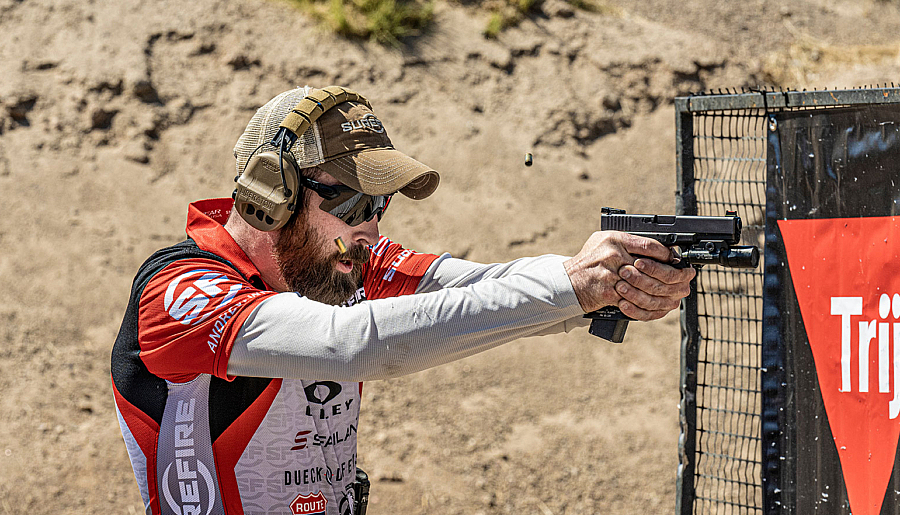 Superstition Mystery Mountain 3-Gun (SMM3G)An Inside Look at a Competition Shooting Classic