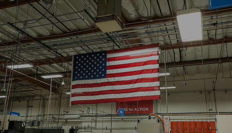 SureFire American ManufacturingAmerican, through and through