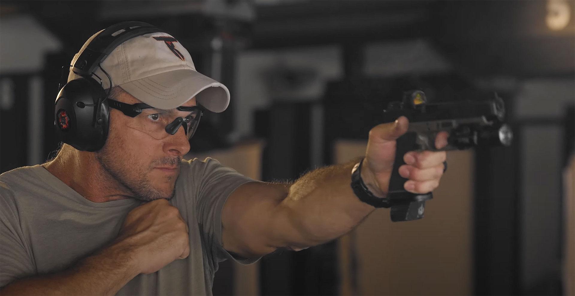 SureFire Field Notes 66: Weak-Hand TrainingTap-Rack Tactical's Bill Blowers Shows You How It's Done